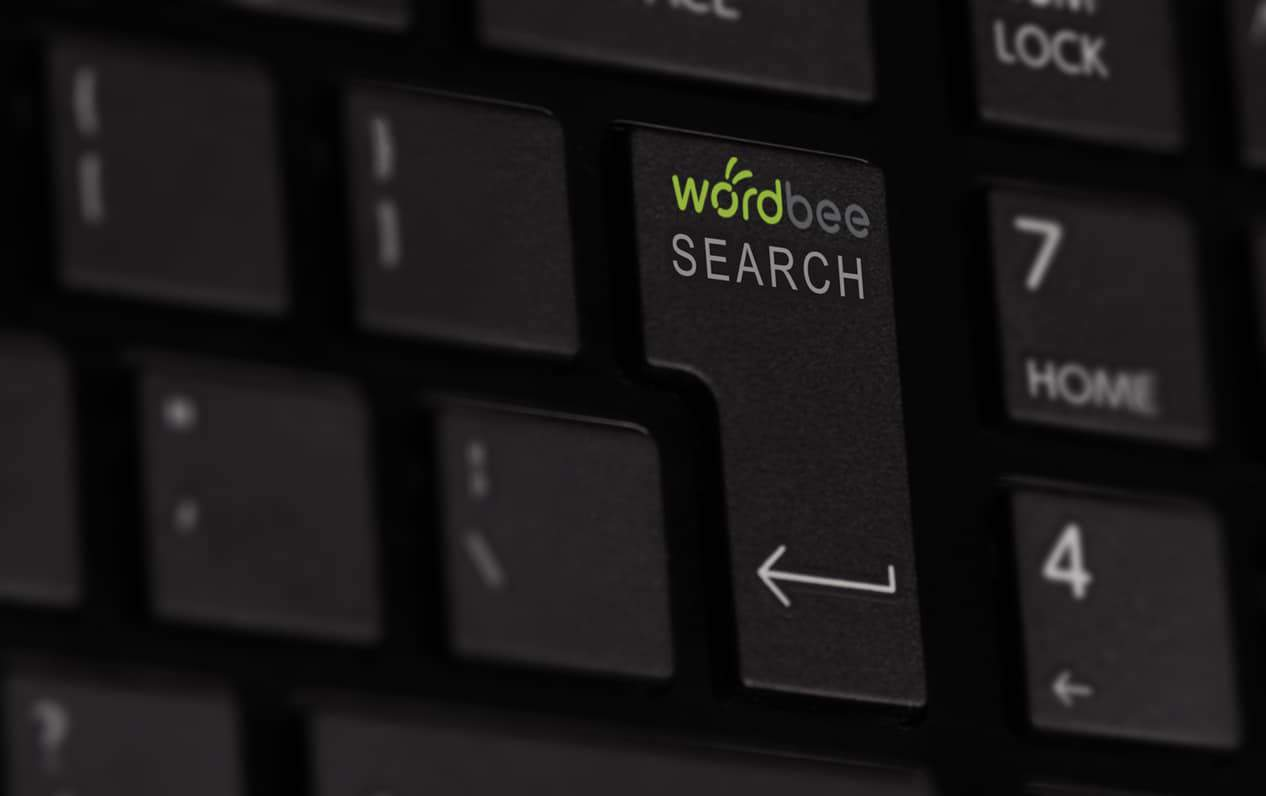 Global search from Wordbee.