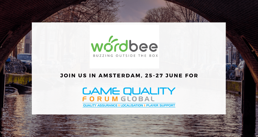 Game Quality Forum Global 2019